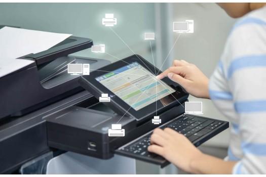 Системы управления печатью